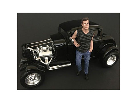 1950's Style Figure #3 for 1:18 Scale Diecast Models by American Diorama