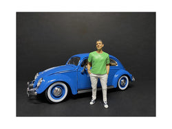 """Partygoers"" Figure #9 for 1/18 Scale Diecast Models by American Diorama"