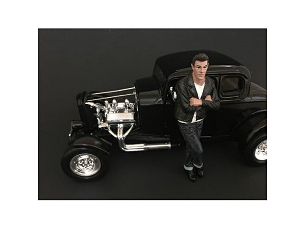 50's Style Figure I for 1/24 Scale Models by American Diorama