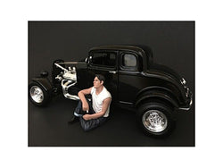 50's Style Figure V for 1:24 Scale Models by American Diorama