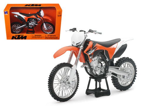 2011 KTM 350 SX-F Orange Dirt Bike 1/12 Diecast Motorcycle Model by New Ray