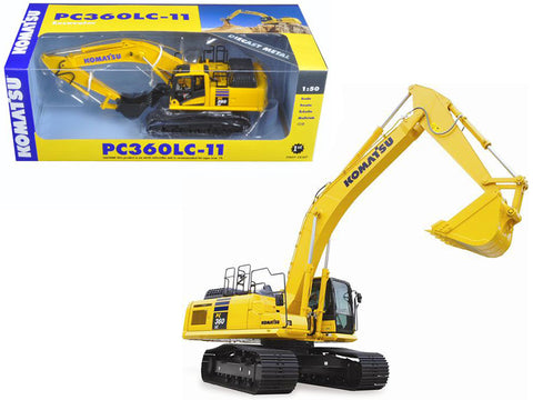 Komatsu PC360LC-11 Excavator 1/50 Diecast Model by First Gear