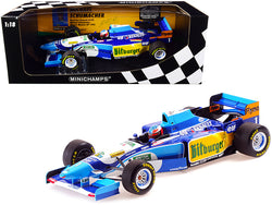 Benetton Renault B195 #1 Michael Schumacher Winner Monaco GP Formula One F1 (1995) Limited Edition to 450 pieces Worldwide 1/18 Diecast Model Car by Minichamps
