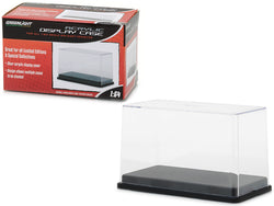 Acrylic Display Show Case with Plastic Base for 1/64 Scale Model Cars by Greenlight