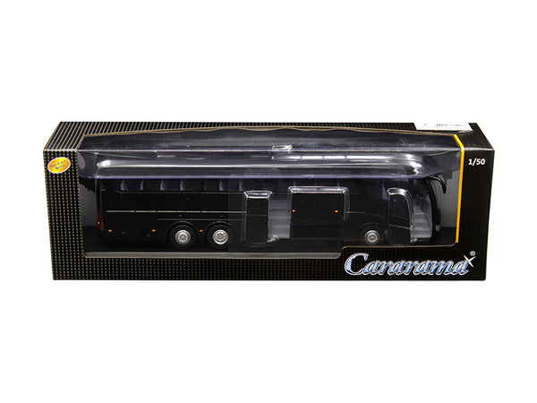 Scania Irizar Pb Bus Black 1/50 Diecast Model by Cararama
