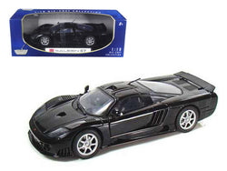 Saleen S7 1/18 Black Diecast Model Car by Motormax