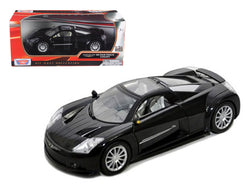 Chrysler ME Four-Twelve Black 1/24 Diecast Model Car by Motormax