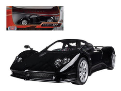Pagani Zonda F Black 1/24 Diecast Model Car by Motormax
