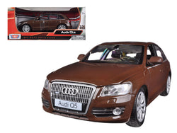 Audi Q5 Brown 1/24 Diecast Model Car by Motormax