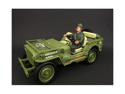 US Army WWII Figure IV For 1:18 Diecast Models by American Diorama