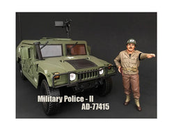 "WWII ""MP"" Figure II For 1:18 Diecast Models by American Diorama"