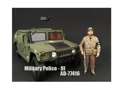 "WWII ""MP"" Figure III For 1:18 Diecast Models by American Diorama"