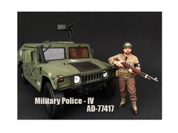 "WWII ""MP"" Figure IV For 1:18 Diecast Models by American Diorama"
