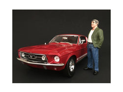 70's Style Figure VII for 1/24 Scale Models by American Diorama