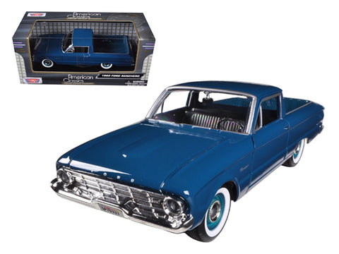 1960 Ford Falcon Ranchero Pickup 1/24 Diecast Model by Motormax