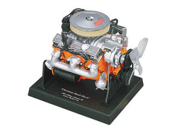 Engine Chevrolet 350 1/6 Diecast Model by Liberty Classics