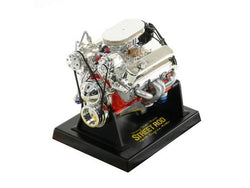 Chevrolet Street Rod Engine 1/6 Diecast Model by Liberty Classics