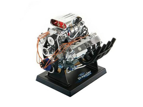 Ford Top Fuel Dragster 427 SONC Supercharged Engine Model 1/6 Diecast Model by Liberty Classics