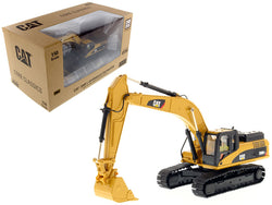 CAT Caterpillar 330D L Hydraulic Excavator with Operator Core Classics Series 1/50 Diecast Model by Diecast Masters