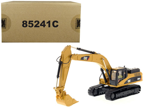 CAT Caterpillar 336D L Hydraulic Excavator with Operator Core Classics Series 1/50 Diecast Model by Diecast Masters