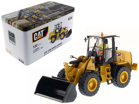 CAT Caterpillar 910K Wheel Loader with Operator High Line Series 1/32 Diecast Model by Diecast Masters