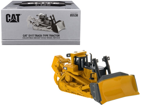 "CAT Caterpillar D11T Track Type Tractor ""Elite Series"" 1/125 Diecast Model by Diecast Masters"