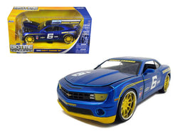 2010 Chevrolet Camaro SS #6 Sunoco 1/24 Diecast Model Car by Jada