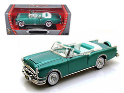 1953 Packard Caribbean Green 1/18 Diecast Model Car by Road Signature