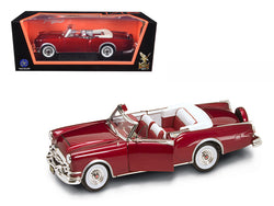 1953 Packard Caribbean Red 1/18 Diecast Model Car by Road Signature
