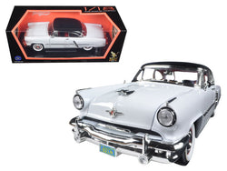 1952 Lincoln Capri White 1/18 Diecast Model Car by Road Signature