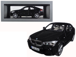 BMW X4 F26 Sapphire Black 1/18 Diecast Model Car by Paragon