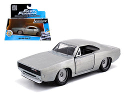 "Dom's Dodge Charger R/T Bare Metal ""Fast & Furious 7"" Movie 1/32 Diecast Model Car by Jada"