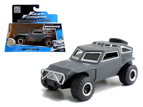 "Deckard's Fast Attack Buggy ""Fast & Furious 7"" Movie 1/32 Diecast Model Car by Jada"