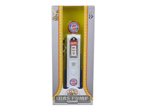 Buick Digital Vintage Gas Pump Replica 1/18 Diecast Model by Road Signature