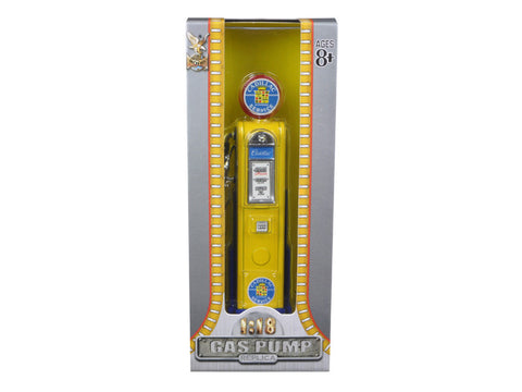 Cadillac Digital Vintage Gas Pump Replica 1/18 Diecast Model by Road Signature