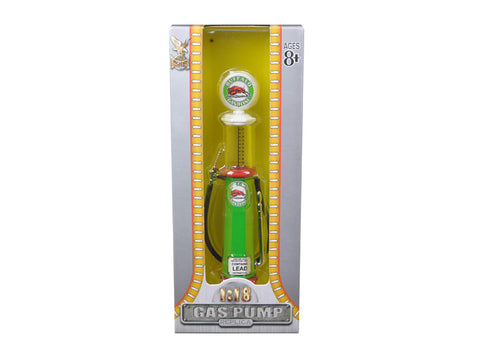 Buffalo Cylinder Vintage Gas Pump Replica 1/18 Diecast Model by Road Signature