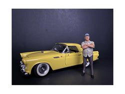 Weekend Car Show Figure II for 1/24 Scale Models by American Diorama