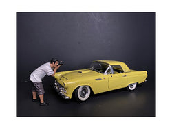 Weekend Car Show Figure IV for 1/24 Scale Models by American Diorama