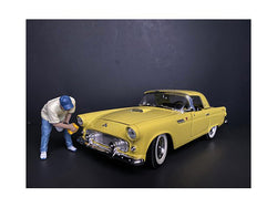 Weekend Car Show Figure VI for 1/24 Scale Models by American Diorama