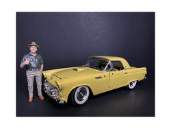 Weekend Car Show Figure VIII for 1/24 Scale Models by American Diorama