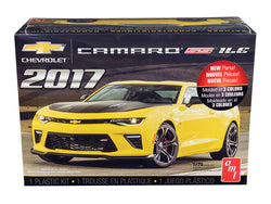 2017 Chevrolet Camaro SS 1LE Plastic Model Kit (Skill Level 2) 1/25 Scale Model by AMT