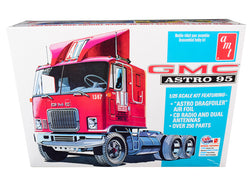 GMC Astro 95 Truck Tractor Plastic Model Kit (Skill Level 3) 1/25 Scale Model by AMT