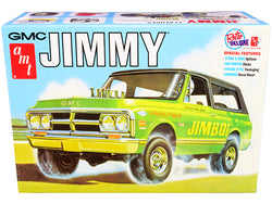 1972 GMC Jimmy Pickup Truck 2-in-1 Plastic Model Kit (Skill Level 2) 1/25 Scale Model by AMT