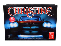 "1958 Plymouth Fury ""Christine"" Plastic Model Kit (Skill Level 2) (1983) Movie 1/25 Scale Model by AMT"