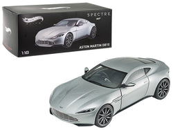 "Elite Edition Aston Martin DB10 James Bond 007 From ""Spectre"" Movie 1/18 Diecast Model Car  by Hotwheels"