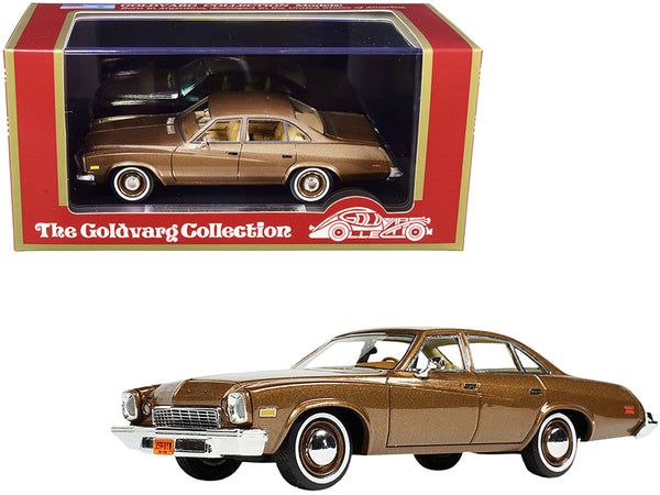 1974 Buick Century Nutmeg Brown Metallic Limited Edition to 240 pieces Worldwide 1/43 Model Car by Goldvarg Collection