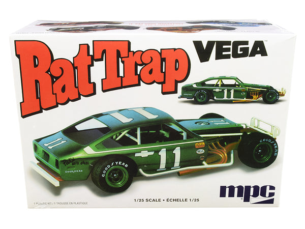 "Chevrolet Vega Modified ""Rat Trap"" Plastic Model Kit (Skill Level 2) 1/25 Scale Model by MPC"