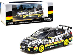 Subaru WRX STi #4 T. Kamada / H. Suzuki All Japan Rally Championship (2019) 1/64 Diecast Model Car by Tarmac Works
