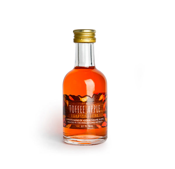 Kin Toffee Apple Vodka