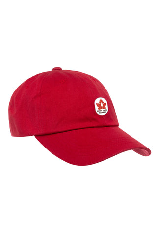 New for 2020! Classic Dad hat with CKC Patch - Red